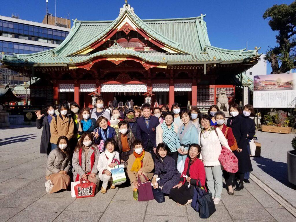 悟り神社ツアー